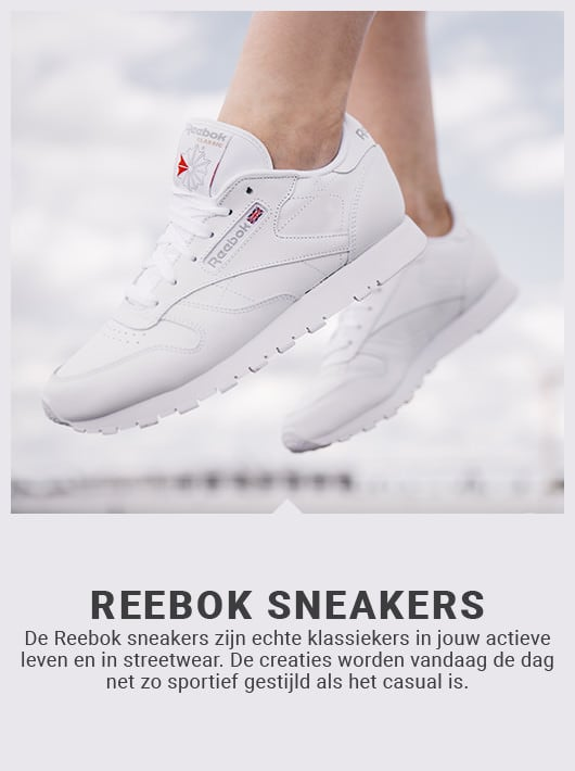 Reebok Sneaker Collection