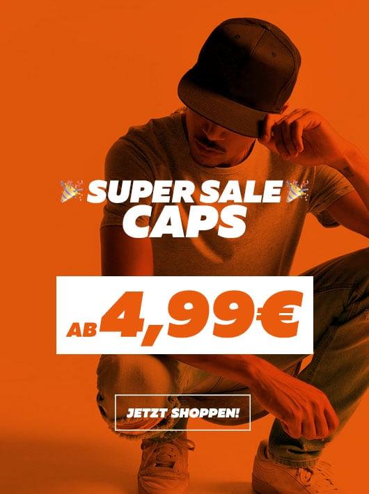 Super Sale Caps