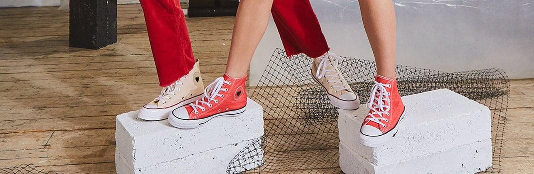 converse sneakers frauen