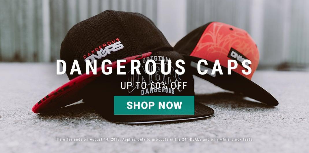 dngrs caps sale