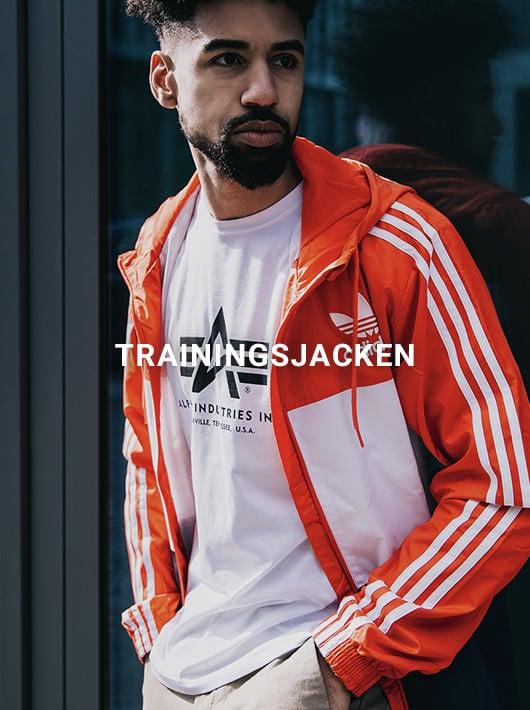trainingsjacken