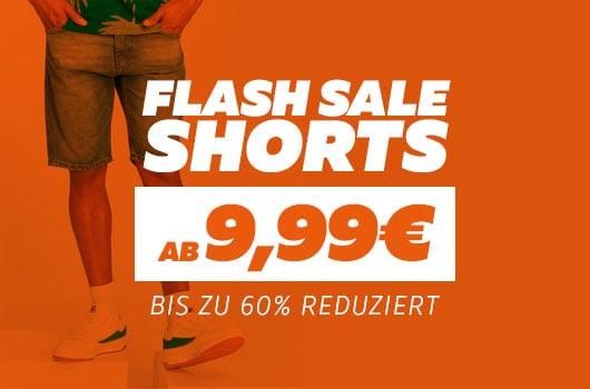 Flash Sale Shorts