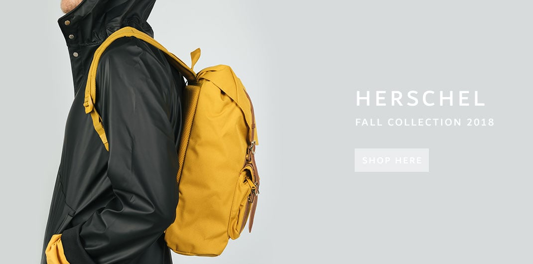 Herschel Fall Collection 2018