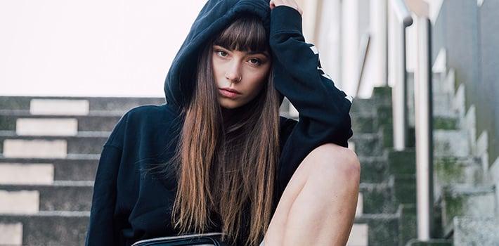 hoodies frauen
