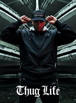thug life maenner