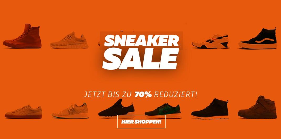 Burner.de - Sneaker Sale