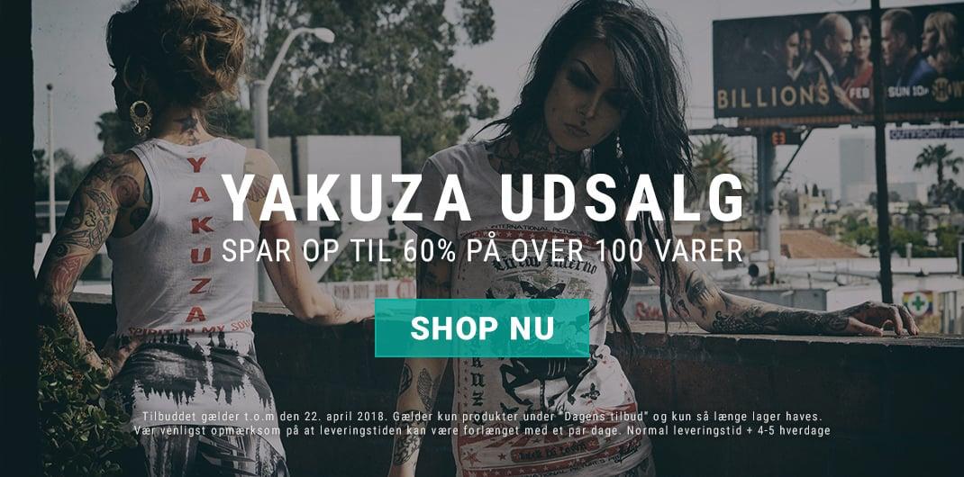 Yakuza Udsalg Kvinder