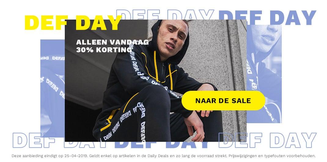 def sale heren