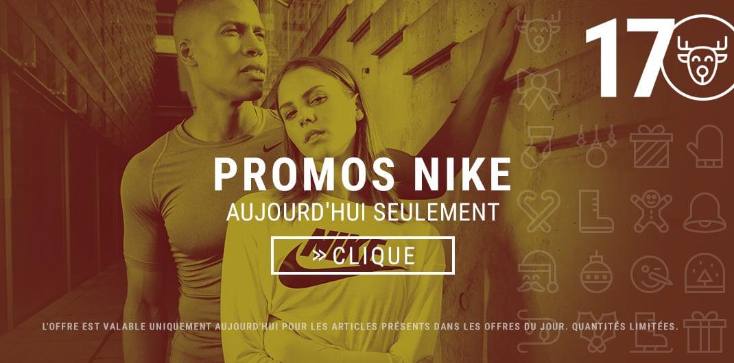 Promos Nike unisexe