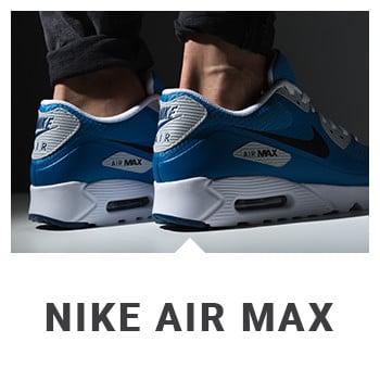 Nike air max trends