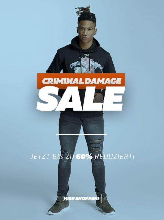 Burner.de - Criminal Damage Sale
