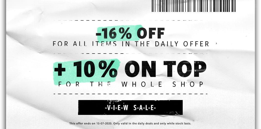 16%off