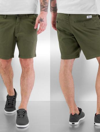 reell-jeans-manner-shorts-flex-chino-in-olive