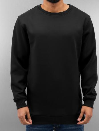 urban-classics-manner-pullover-side-zip-neopren-in-schwarz