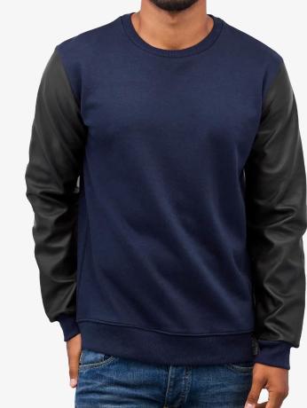 vsct-clubwear-manner-pullover-basic-in-blau