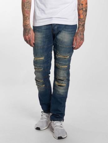 red-bridge-manner-straight-fit-jeans-destroyed-in-blau