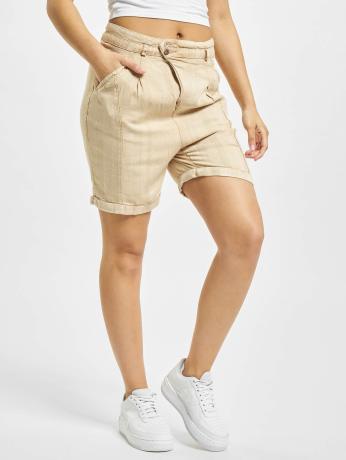 khujo-frauen-shorts-mackay-in-beige