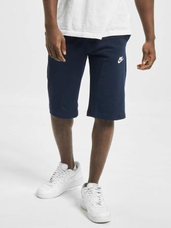 nike-manner-shorts-nsw-jsy-club-in-blau