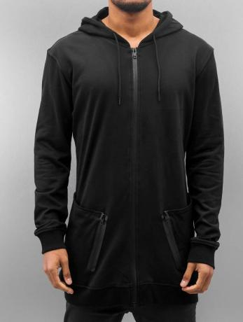 urban-classics-manner-zip-hoodie-long-peached-tech-in-schwarz