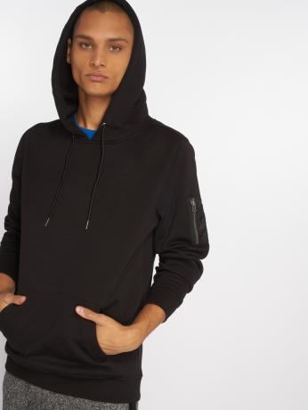 urban-classics-manner-hoody-sweat-bomber-in-schwarz