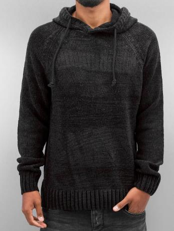urban-classics-manner-hoody-chenille-in-schwarz
