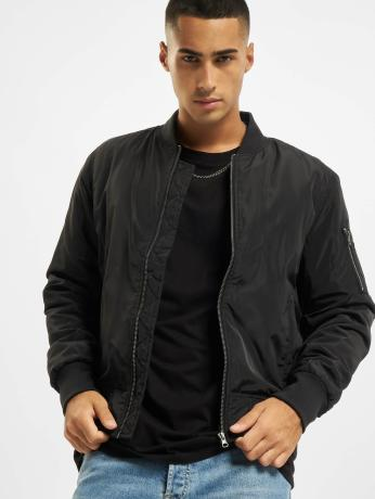 urban-classics-manner-bomberjacke-2-tone-in-schwarz