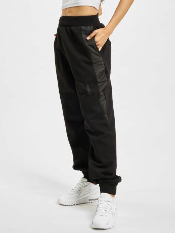 dangerous-dngrs-frauen-jogginghose-maggy-in-schwarz