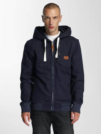 cordon-manner-zip-hoodie-limon-in-blau