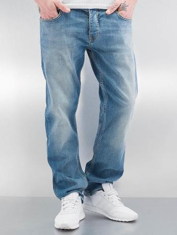 ecko-unltd-manner-straight-fit-jeans-soo-in-blau