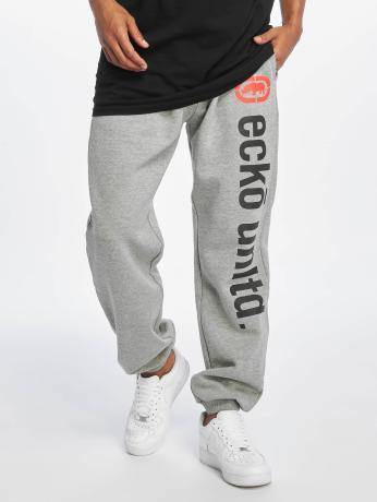 ecko-unltd-manner-jogginghose-2face-in-grau