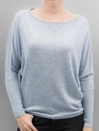 only-frauen-pullover-onlcosy-in-blau
