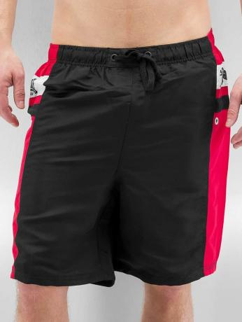 lonsdale-london-manner-badeshorts-castle-douglas-in-schwarz