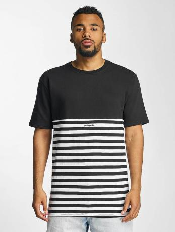 pelle-pelle-manner-t-shirt-quickstripe-in-schwarz