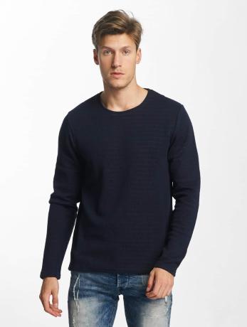 solid-manner-pullover-jagu-in-blau