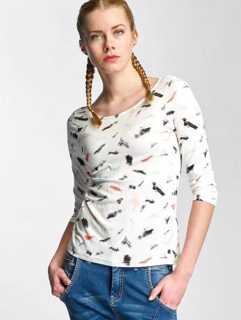 numph-frauen-longsleeve-berit-blouse-in-wei-