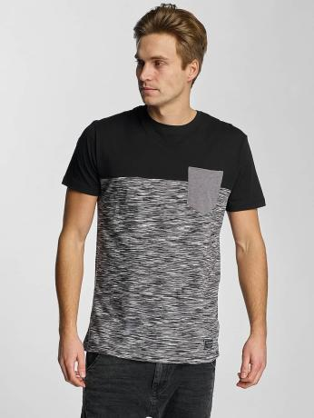 iriedaily-manner-t-shirt-space-slub-pocket-in-schwarz