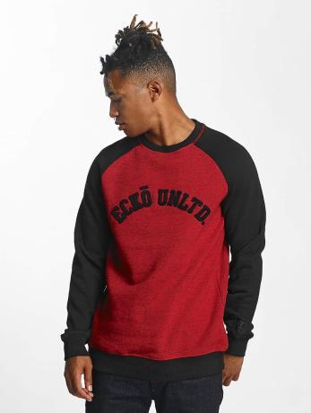 ecko-unltd-dagoba-melange-sweatshirt-red-melange