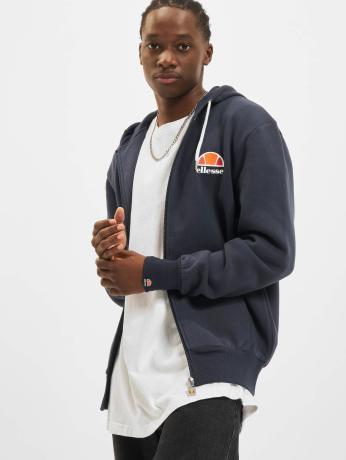 zip-hoodies-ellesse-blau