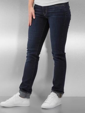 levi-s-frauen-slim-fit-jeans-712-in-blau