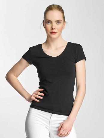 only-frauen-t-shirt-onllive-love-in-schwarz
