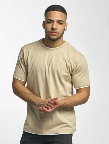 def-manner-t-shirt-basic-in-beige
