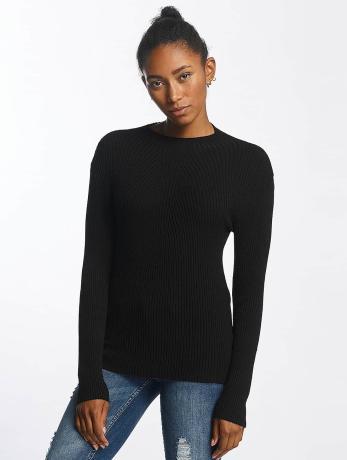pieces-frauen-pullover-pcdesla-in-schwarz