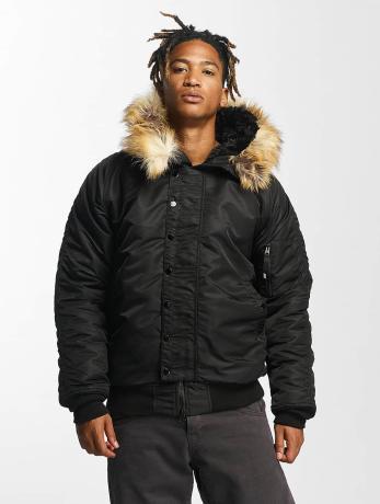 def-haakon-jacket-black