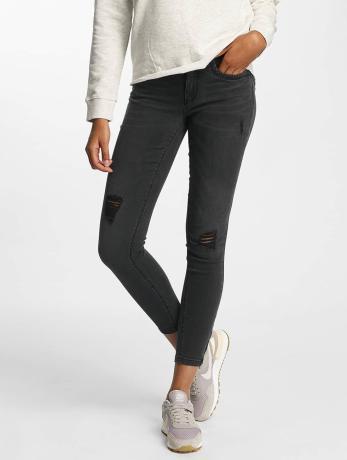 only-frauen-skinny-jeans-onlkendell-regular-ankle-in-schwarz