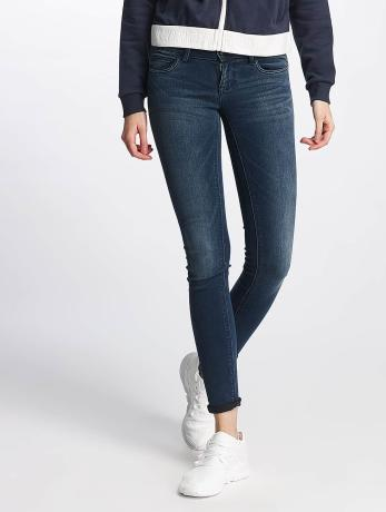 only-frauen-skinny-jeans-onlcoral-in-blau
