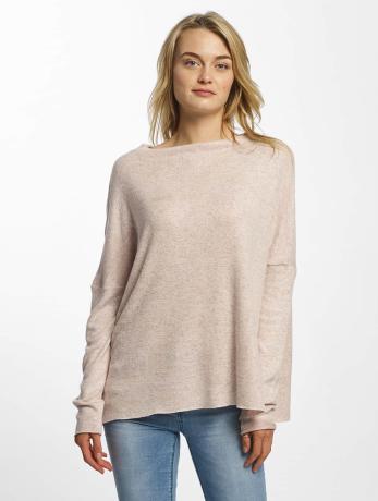 only-frauen-pullover-onlkleo-in-rosa