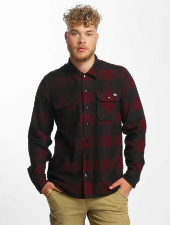 dickies-manner-hemd-sacramento-in-rot