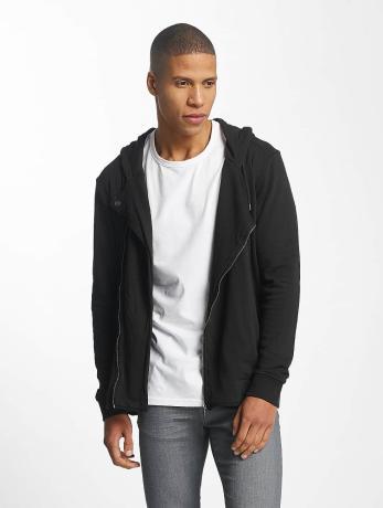 jack-jones-manner-zip-hoodie-jorbiker-in-schwarz