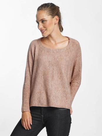 only-frauen-pullover-onlmeredith-7-8-oversize-in-rosa