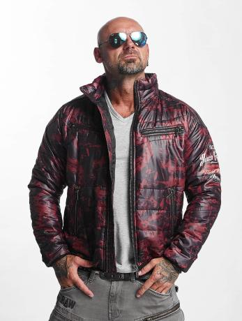 yakuza-manner-ubergangsjacke-trashed-quilted-in-rot